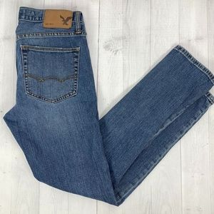 American Eagle Outfitters Jeans Skinny Med Wash